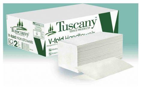 Asciugamani rettangolari Tuscany Rosati Carta