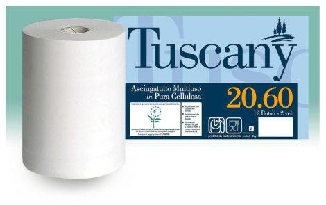 Asciugatutto professionale Tuscany Rosati Carta