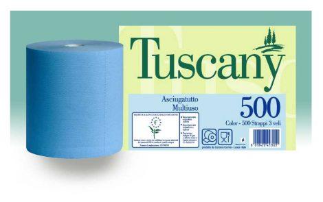 Asciugatutto professionale Tuscany Blu Rosati Carta