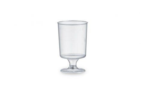 Bicchieri plastica Kristall per liquore con base Rosati Carta