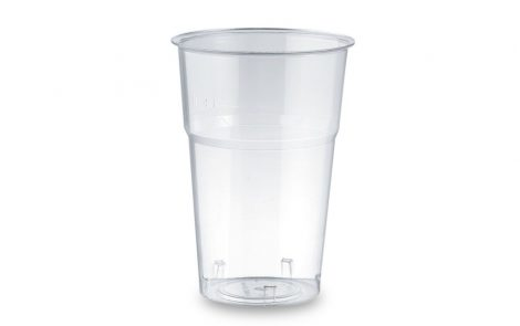Bicchieri plastica Kristall Rosati Carta