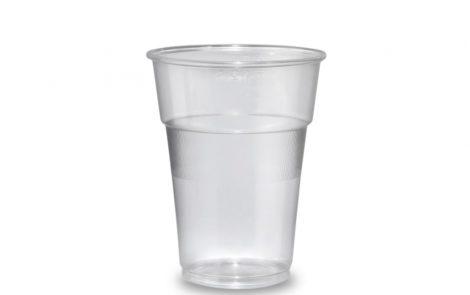 Bicchieri plastica supertrasparenti Rosati Carta