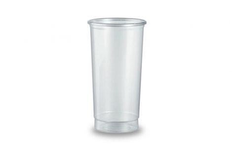 Bicchieri plastica tumbler Rosati Carta