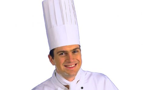 Cappello chef Rosati Carta