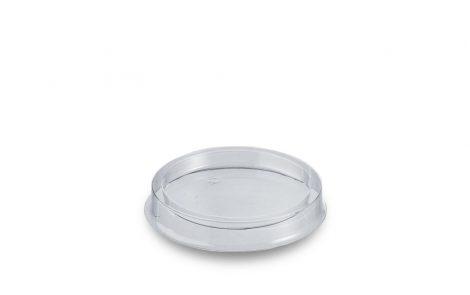 Coperchi trasparenti in PVC per tazze cappuccino Rosati Carta