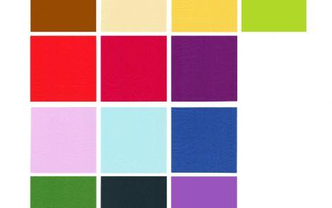 Tovaglioli colorati tinta unita Bulkysoft Rosati Carta