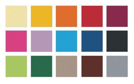 Tovaglioli colorati Tinta Unita Plus Punta-Punta Bulkysoft Rosati Carta