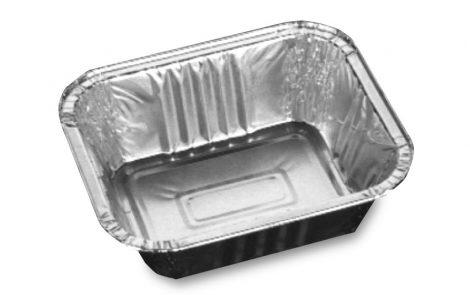 Vaschette alluminio rettangolari VAL110 Rosati Carta