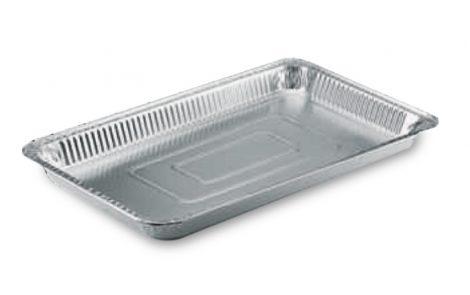 Vaschette alluminio rettangolari da gastronomia VAL53532 Rosati Carta