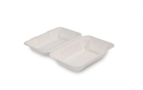 Contenitore lunch-box mono scomparto bio Rosati Carta