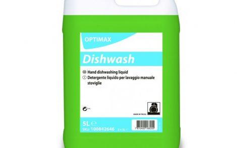 Detergente liquido lavaggio manuale stoviglie optimax Rosati Carta