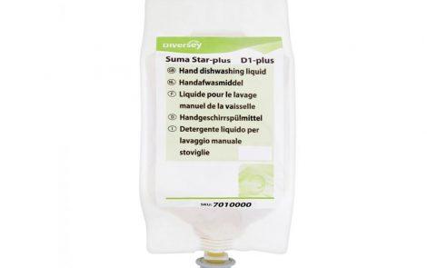 Detergente concentrato lavaggio manuale stoviglie suma plus Rosati Carta