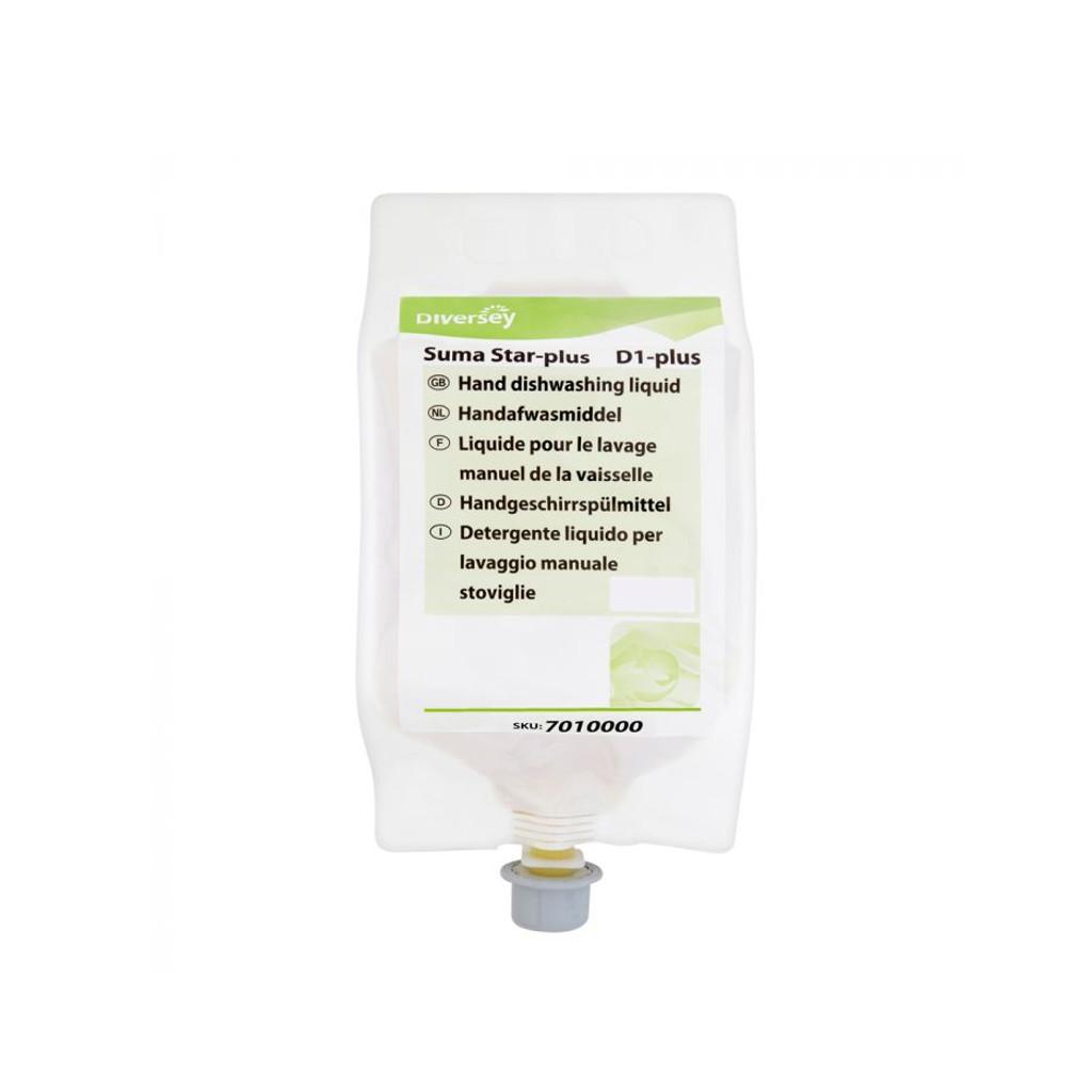 Detergente-concentrato-Lavaggio-manuale-Stoviglie-Suma-Plus-Star-D1-J7010000