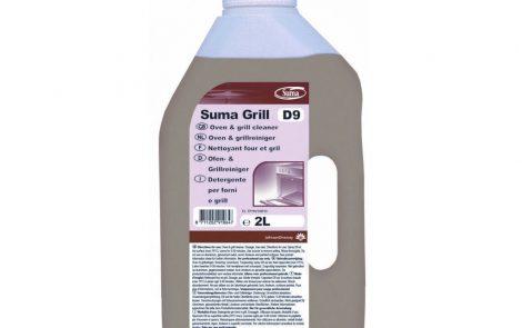 Detergente energetico per Forni Grill Friggitrici Suma Grill Rosati Carta