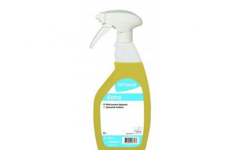Detergente sgrassante extra Optimax Rosati Carta