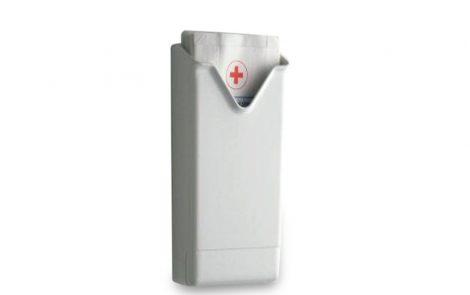 Dispenser per sacchetti igienici sanitari Rosati Carta