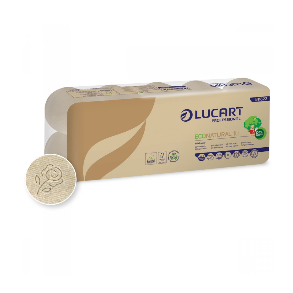 Igienica-10-rotoli-econatural-ECO811822