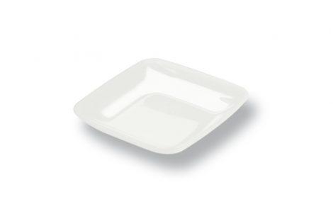 mini piatti finger food bianco