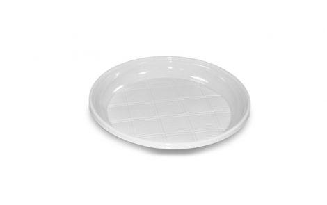 Piatti dessert plastica bianco Rosati Carta