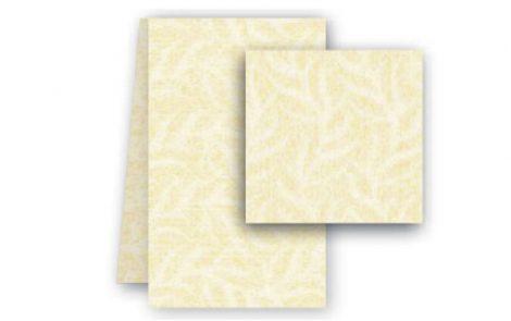 Tovaglia carta a secco reef colore champagne Rosati Carta