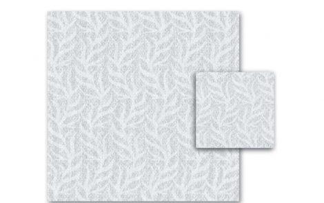 Tovaglia carta a secco reef colore grigio Rosati Carta