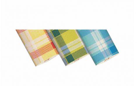 Tovaglie a rotolo kraft scozzese 2 colori 50 metri Rosati Carta