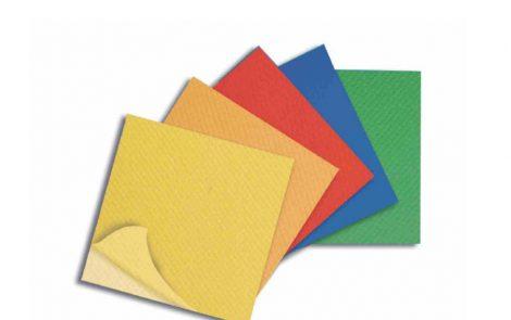 Tovagliette carta kraft colorate fondo pieno Rosati Carta