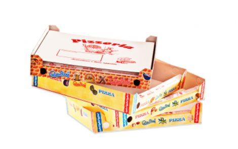 Vassoio pizza Rosati Carta
