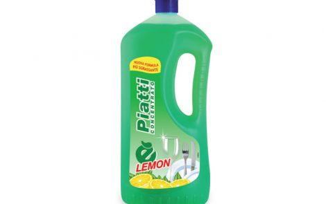 Lavapiatti concentrato E Lemon Rosati Carta