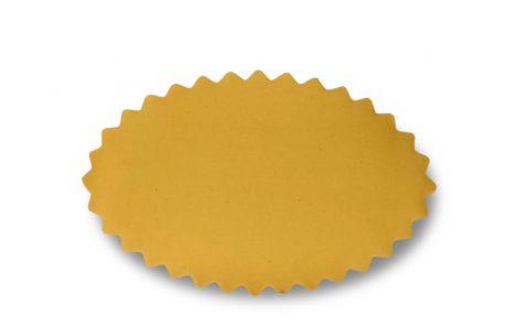 Carta fritti ovale Frittocroc Rosati Carta