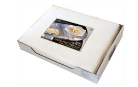 Carta fritti rettangolare superassorbente Rosati Carta