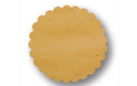 Carta fritti tonda Frittocroc Rosati Carta
