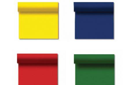 Tovaglie a rotolo di 25 metri Fiesta colorate Rosati Carta