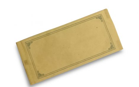 Buste portaposate bistrot Rosati Carta