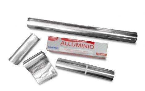 Carta alluminio generica rotoli Rosati Carta