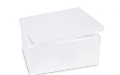 Cassa termica bianca Rosati Carta