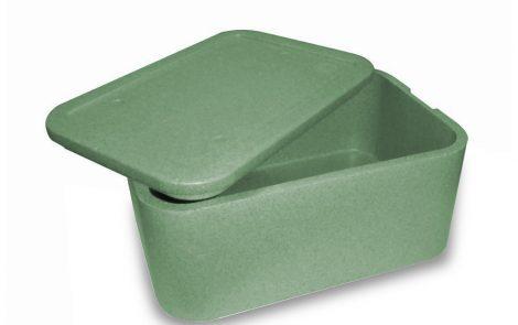 Cassa termica verde Rosati Carta
