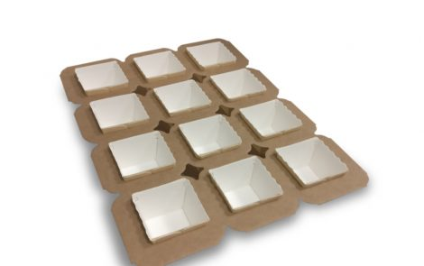 Teglia Easy Bake Benders Trays Rosati Carta