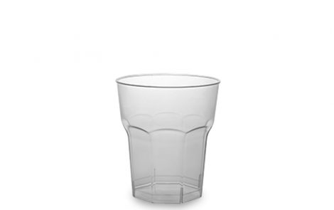 Bicchieri ottagonali 270 cc Rosati Carta