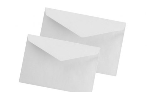 Buste mail bianche blasetti Rosati Carta