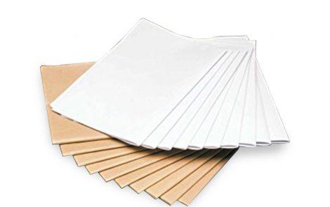 Carta da pacchi impacco sealing avana o bianco Rosati Carta