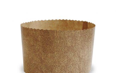 Forma cottura panettone alta 1 kg Rosati Carta