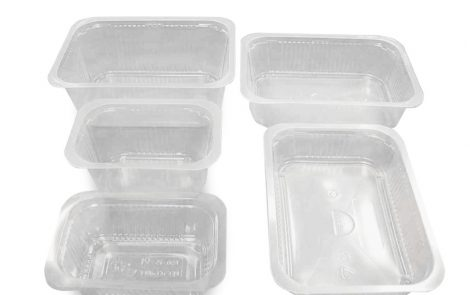 Vaschette termosaldabili trasparenti varie dimensioni Rosati Carta