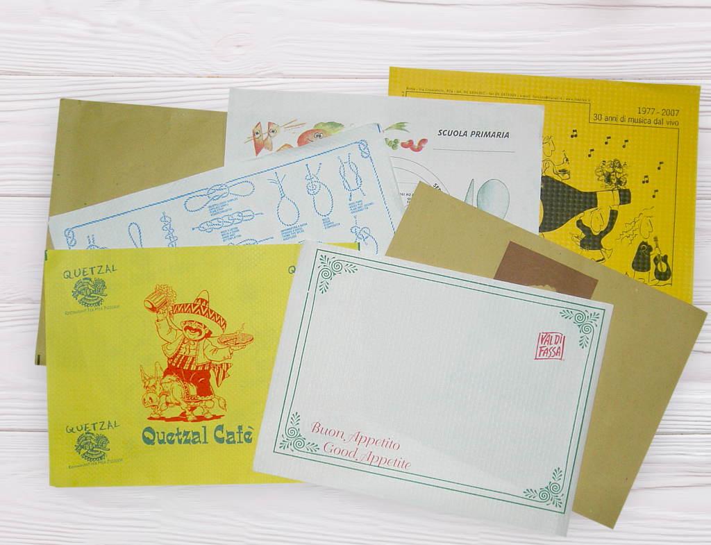 Porta torta personalizzate Rosati Carta