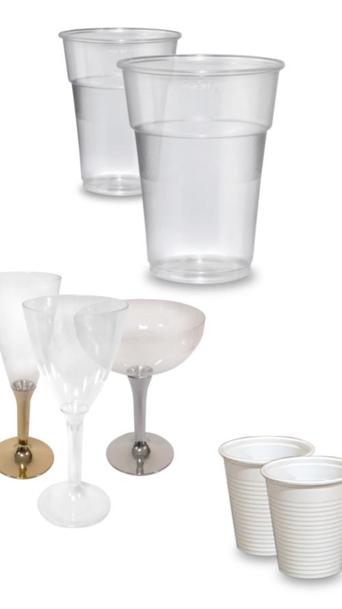 Immagine categoria bicchieri Rosati Carta