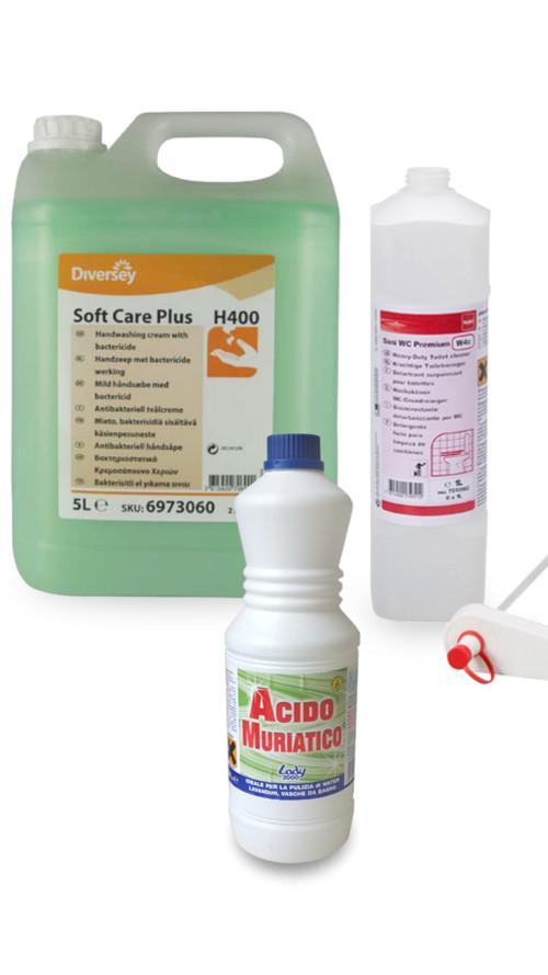 Immagine categoria prodotti pulizia Rosati Carta