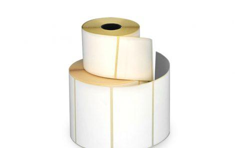 Rotolini per bilancia adesivi Rosati Carta