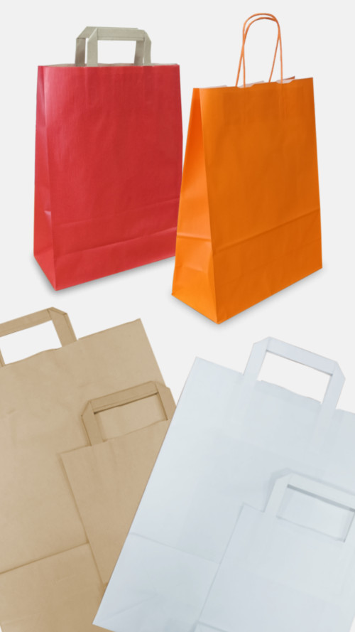 Immagine categoria shopper e borse Rosati Carta