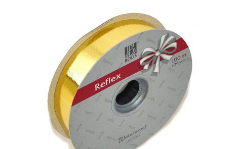 Nastro in rotolo oro rosso 19 mm Reflex Rosati Carta