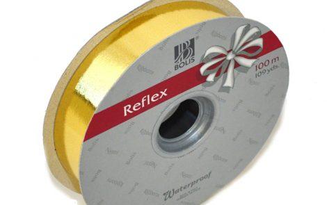 Nastro in rotolo 30 mm oro argento Reflex Rosati Carta